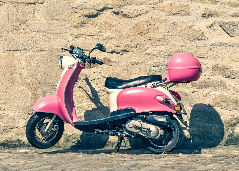 Equipement scooter