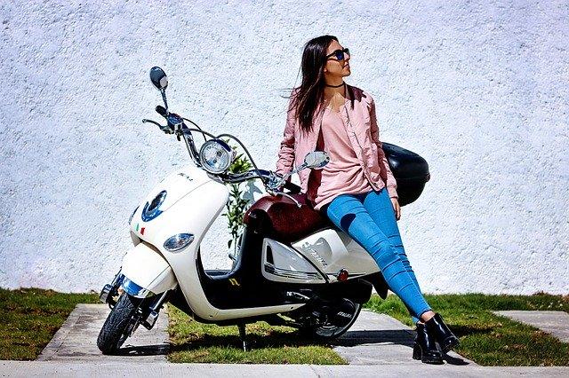 Scooter sans BSR