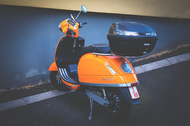 indispensable assurance pour le scooter
