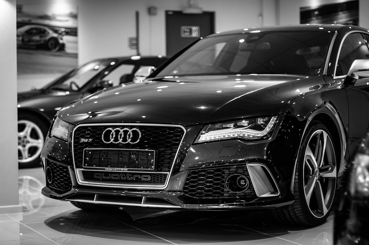 choix d'une Audi